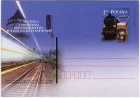 (2001) CPH ** - Polsko - 75. výročí založení společnosti PKP