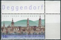 (2002) MiNr. 2244 ** - Německo - 1000 let Deggendorf