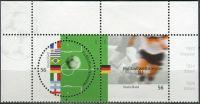 (2002) MiNr. 2258 - 2259 ** - Německo - Vítěz Světového poháru ve fotbale ve 20. století
