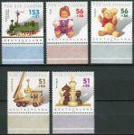 (2002) MiNr. 2260 - 2264 ** - Německo - Mládež: dětské hračky
