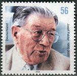 (2002) MiNr. 2273 ** - Německo - Spolehliví demokraté (I): Josef Felder
