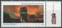 (2002) MiNr. 2275 ** - Německo - Službou druhým (IV): Sbor dobrovolných hasičů