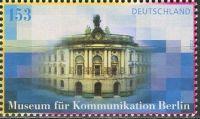 (2002) MiNr. 2276 ** - Německo - Muzeum komunikace, Berlín