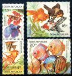 (2003) č. 365 - 368 ** - Česká republika - Akvarijní rybičky