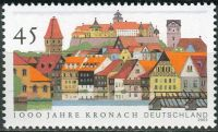 (2003) MiNr. 2309 ** - Německo - 1000 let Kronach