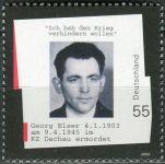 (2003) MiNr. 2310 ** - Německo - 100. narozeniny Georga Elsera