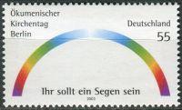(2003) MiNr. 2341 ** - Německo - První ekumenická církev, Berlín