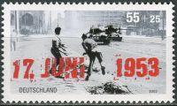 (2003) MiNr. 2342 ** - Německo - 50. výročí lidového povstání v NDR dne 17. června 1953