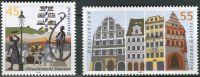 (2003) MiNr. 2356 - 2357 ** - Německo - Obrázky z německých měst (II)