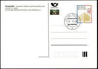 (2006) CPH 5 - O - 10,-Kč - Lipový list - 4 pohlednice
