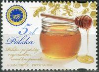 (2016) MiNr. 4854 ** - Polsko - Polské regionální produkty (III)