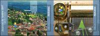 (2017) MiNr. 2518 - 2519 ** - Švýcarsko - BLOCK 67 - Den pošt. známky - Sainte-Croix