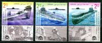 (2017) MiNr. 2594 - 2596 ** - Izrael - ponorky (zn. + dolní okraj)