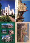 (2005) CPH 2 - O - 7,50,-Kč - Lipový list - 4 pohlednice