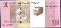 Angola - (P ) 10kwanza (2012/2017) - UNC