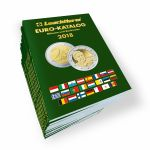 Euro katalog FR (francouzština) - mince a bankovky 2018