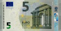EURO (P 20u - Francie) 5 EURO (2013) - UNC (sér. UD)