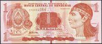 Honduras - (P 96a) 1 LEMPIRA (2012) - UNC