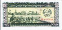 Laos (P 30) - 100 Kip (1979) - UNC