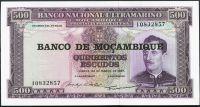 Mosambik (P 118) - 500 Escudos (1976) - UNC