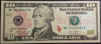 USA - P 540 - 10 dollars (K11 - Dallas) 2013 série - UNC