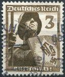 (1937) MiNr. 643 - O - Deutsches Reich - protiletadlová obrana