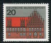 (1964) MiNr. 416 ** - Německo - Hlavní města Spolkové republiky Německo - Hannover