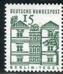 (1964) MiNr. 455 ** - Bundesrepublik Deutschland - Deutsche Bauwerke aus zwölf Jahrhunderten (I)