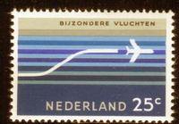 (1966) MiNr. 863 ** - Nizozemsko - Známka letecké pošty pro speciální lety