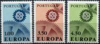 (1967) MiNr. 1026 - 1028 ** - Portugalsko - emise EUROPA - Cept