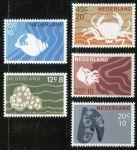 (1967) MiNr. 873 - 877 ** - Nizozemsko - Letní známky ve prospěch sociální a kulturní péče: bezobrat