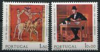 (1975) MiNr. 1281 - 1282 ** - Portugalsko - emise EUROPA - Cept