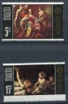(1975) MiNr. 512 - 513 ** - Malta - EUROPA - umění