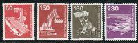 (1978) MiNr. 990 - 994 ** - Německo - Průmysl a technologie (II)