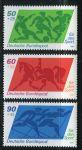 (1980) MiNr. 1046 - 1048 ** - Německo - sportovní pomůcka