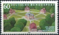 (1987) MiNr. 1312 ** - Německo - 250 let hradu Clemenswerth