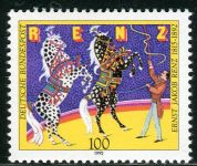 (1992) MiNr. 1600 ** - Německo - 100. výročí úmrtí Ernsta Jakoba Renza