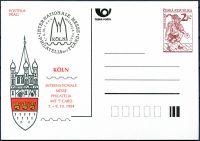 (1994) CDV 2 ** - P 4 + přítisk - Köln 94
