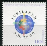 """(2000) MiNr. 2087 ** - Německo - Výročí """"Anno Domini 2000"""""""