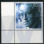 (2000) MiNr. 2092 ** - Německo - 10. výročí úmrtí Herberta Wehnera