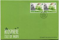 (2016) MiNr. 2205 - FDC - Isle of Man - EUROPA Think green