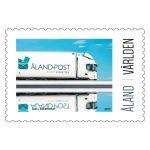 (2017) MiNr. 436 ** - Aland - poštovní nákladní auto