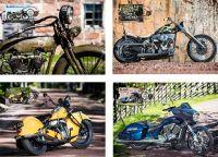 (2018) CM - MiNr. 456 - 459 ** - Aland - motocykly