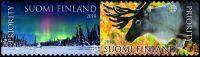 (2018) MiNr. 2555 - 2556 ** - Finsko - Turistika: Okouzlující Laponsko