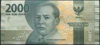 Indonesie - (P 155a) - 2000 RUPIAH (2016) - UNC