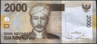 Indonesie - (P 148 h) - 2000 RUPIAH (2016) - UNC