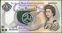 Isle of Man - (P 44b)  10 Pounds (2002) - UNC