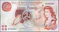 Isle of Man - (P 46)  20 Pounds (2013) - UNC