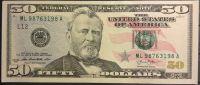 USA - P 542 - 50 dollars - 2013 série - UNC