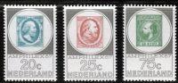 (1967) MiNr. 880 - 882 ** - Nizozemsko - Výstava známek AMPHILEX '67, Amsterdam